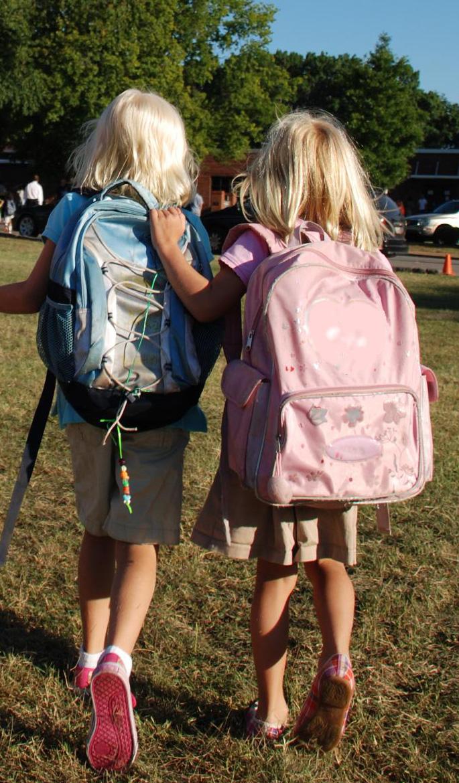 Unfallschutz für Kinder ist wichtig.