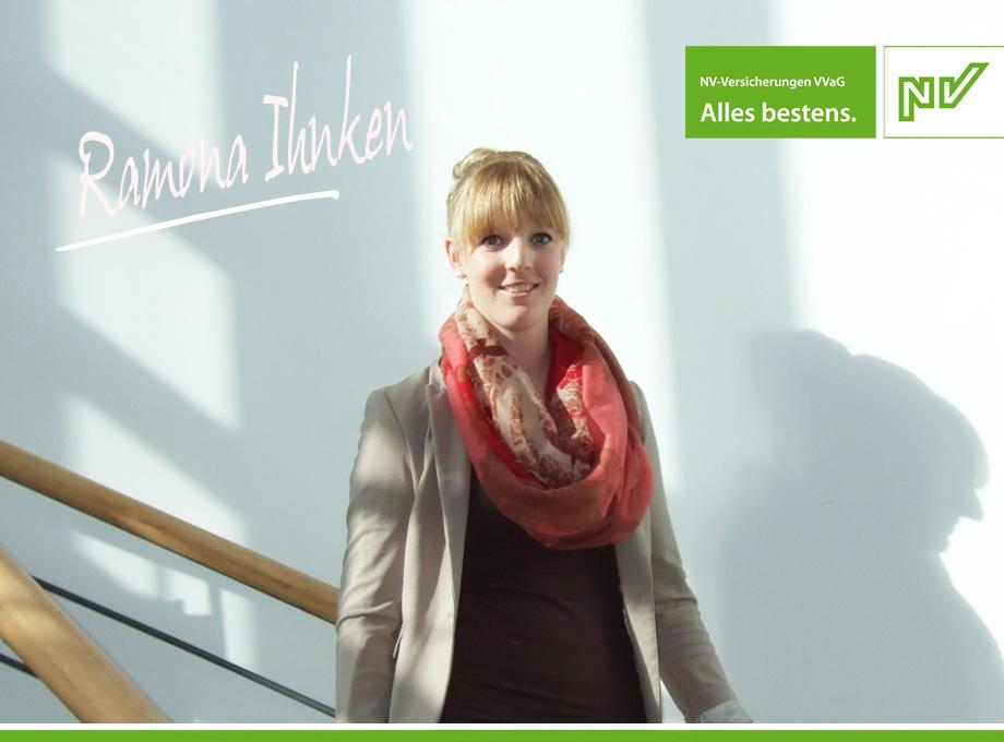 Ramona Ihnken, social Media Team
