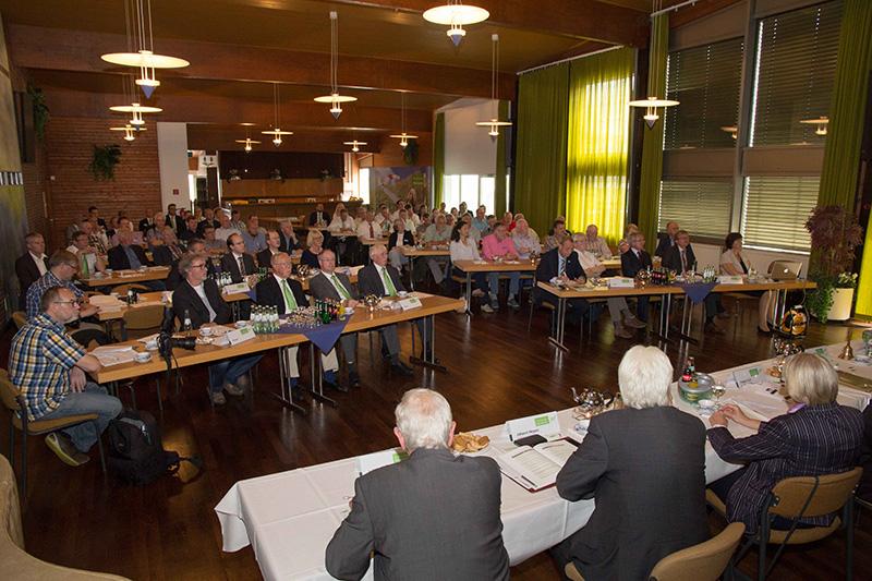 Mitgliedervertreterversammlung 2015