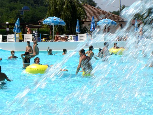 Sommer heißt Badezeit