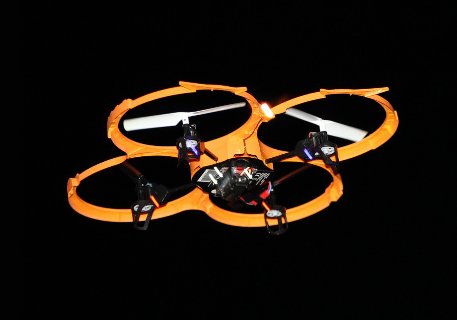 Drohnen zum Weihnachtsfest