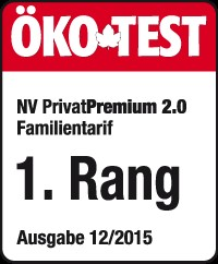 Öko-Test 1. Rang