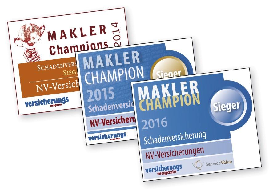 Makler-Champions Siegel16