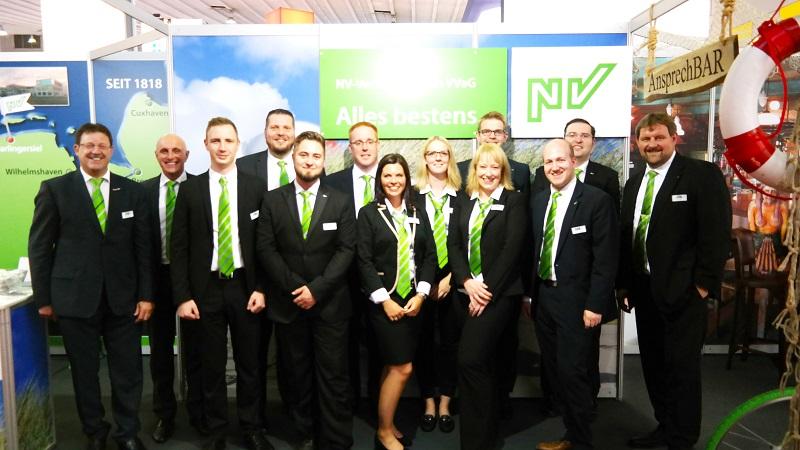 NV Versicherung DKM 2016 Team