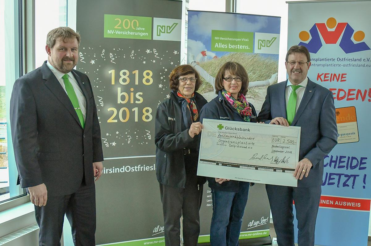 PM_201812_NV_spendet_an_Organtransplantierte_Ostfriesland